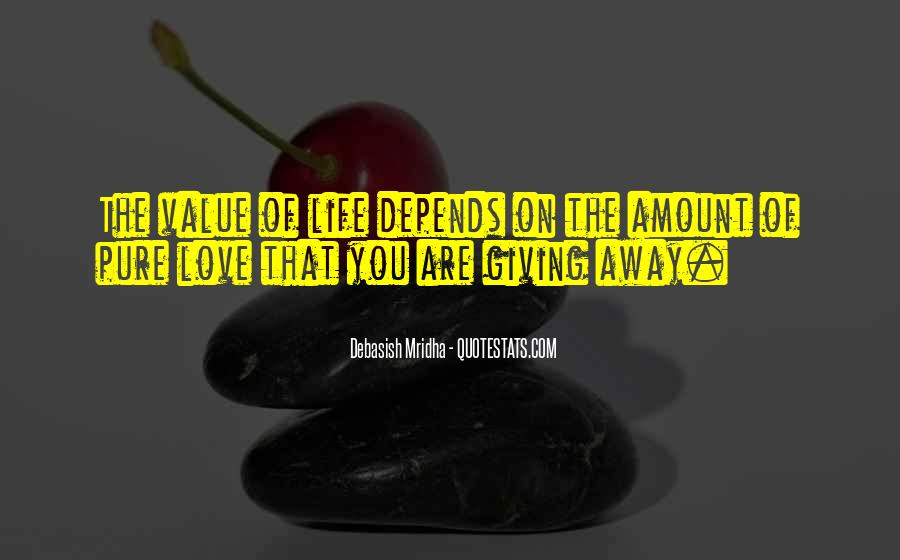 Pure Love Quotes Sayings #112964