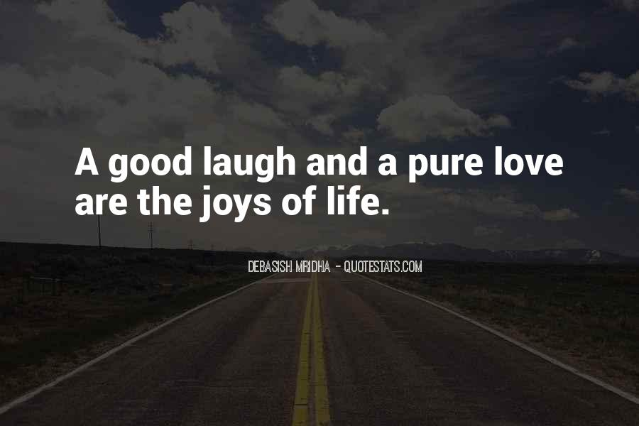 Pure Love Quotes Sayings #1270495