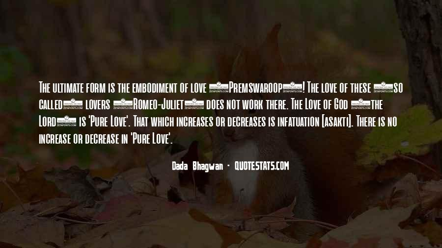 Pure Love Quotes Sayings #1515717