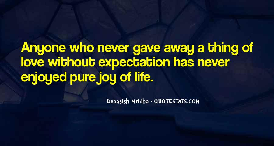 Pure Love Quotes Sayings #1685476