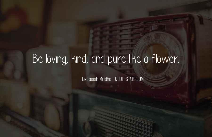 Pure Love Quotes Sayings #1862525