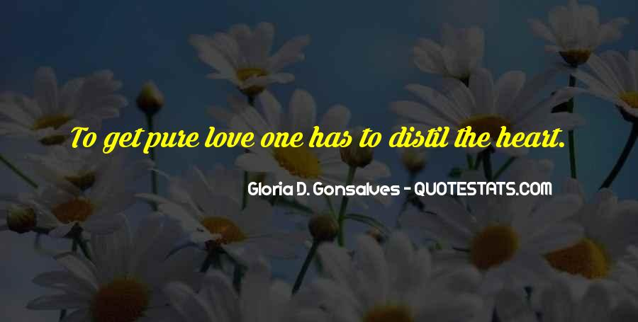 Pure Love Quotes Sayings #342914
