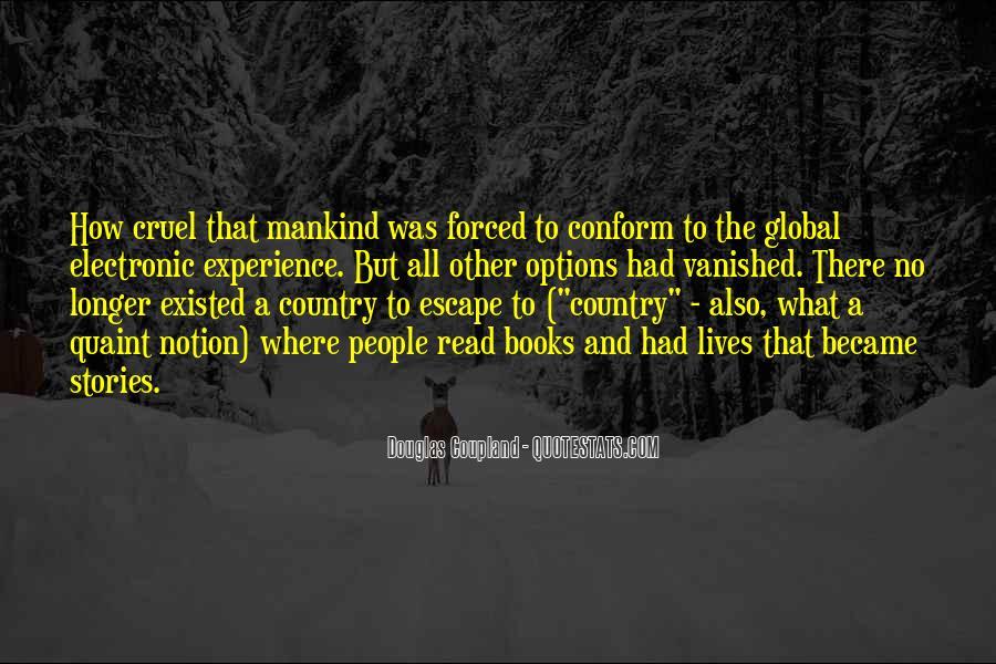 Quaint Country Sayings #524129