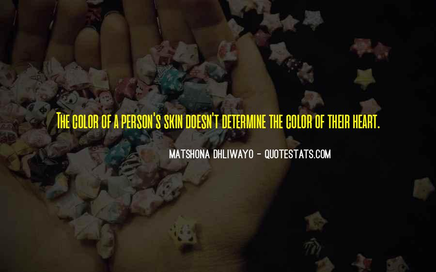 Racism Quotes And Sayings #1699711