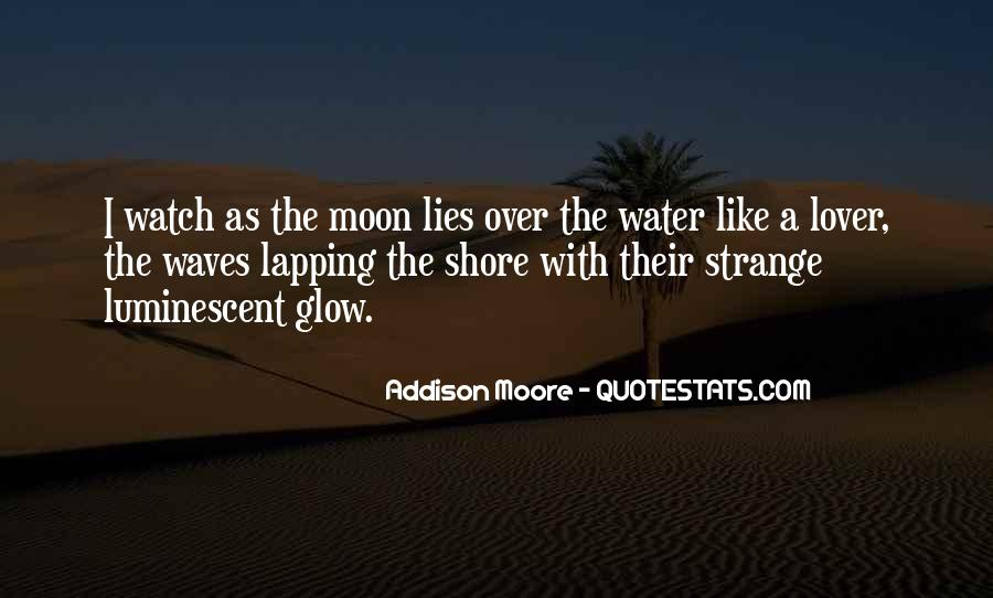 Quotes About Waves On The Shore #433566