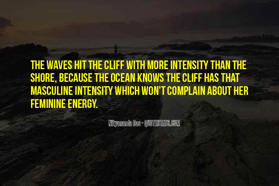 Quotes About Waves On The Shore #727887