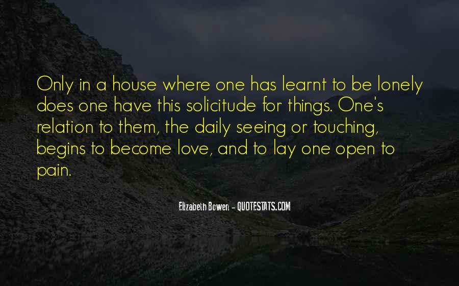 Love Relation Sayings #1062283