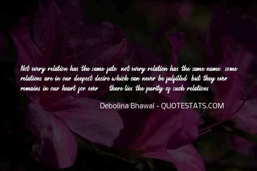 Love Relation Sayings #1335714