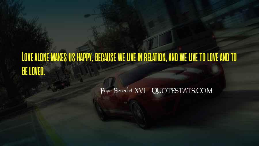 Love Relation Sayings #1597121