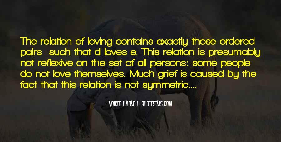 Love Relation Sayings #233305