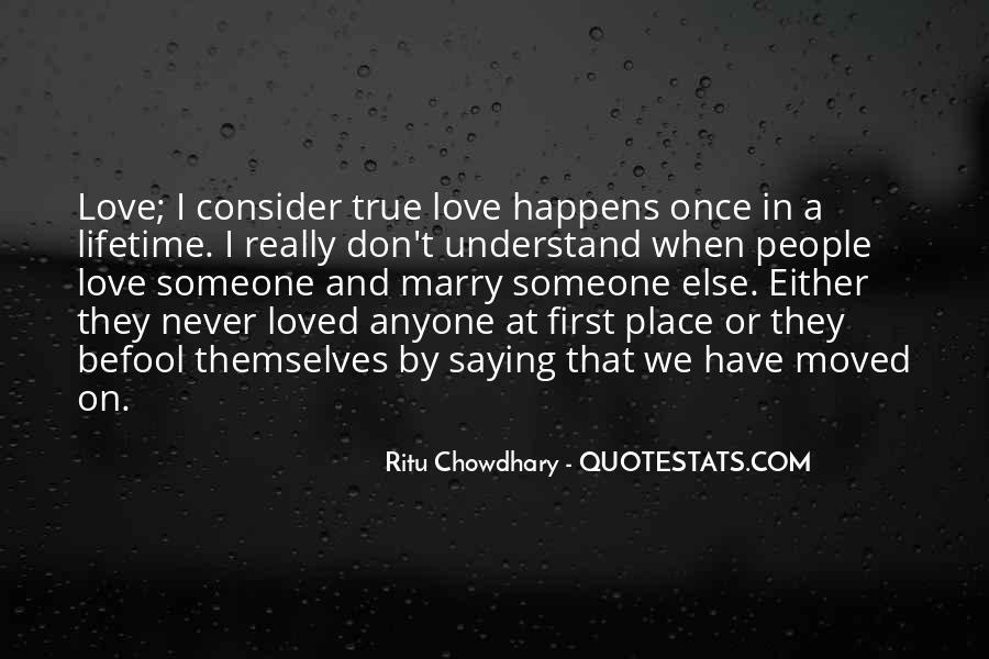 Love Relation Sayings #38278