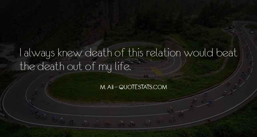Love Relation Sayings #846690