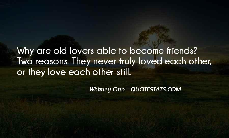 Reasons For Old Sayings #1708785