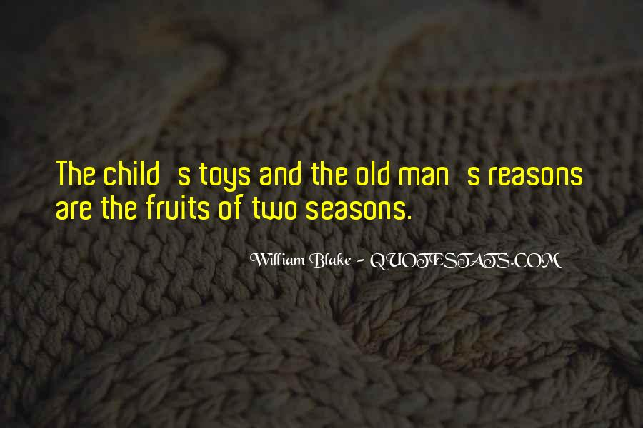 Reasons For Old Sayings #1820428
