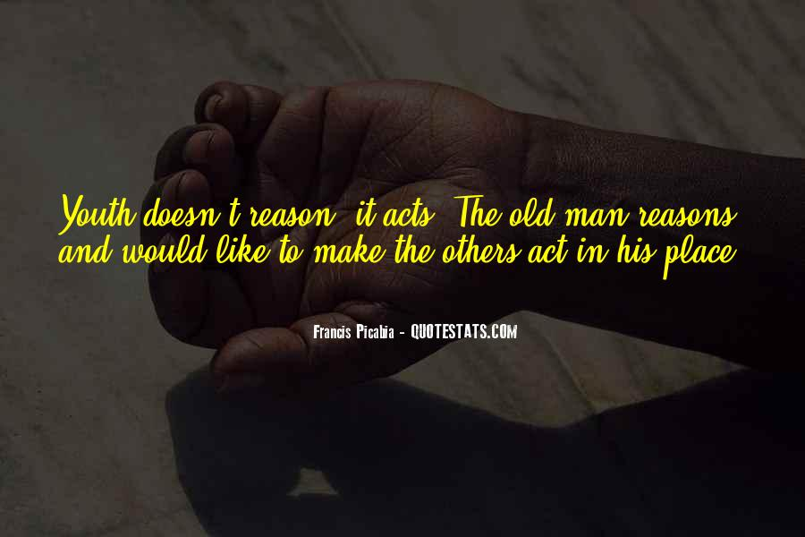 Reasons For Old Sayings #251012