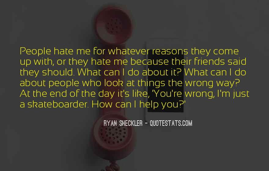 Ryan Sheckler Sayings #261096