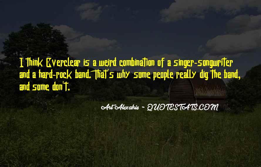 Weird Rock Sayings #1230913