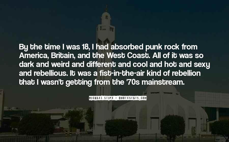 Weird Rock Sayings #13506
