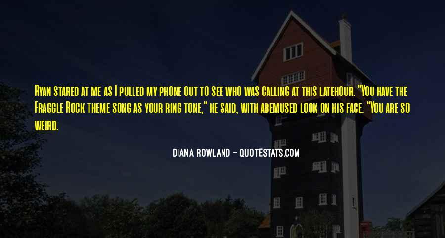 Weird Rock Sayings #390843