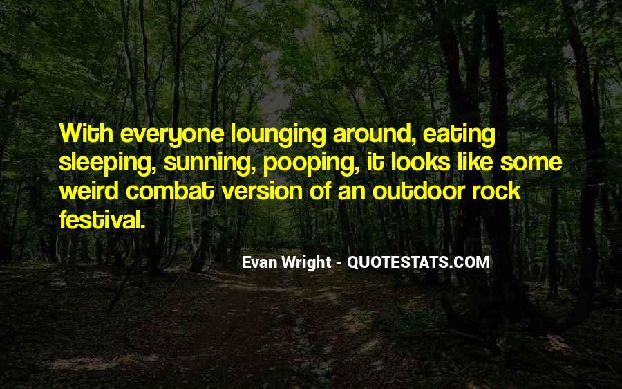 Weird Rock Sayings #502357