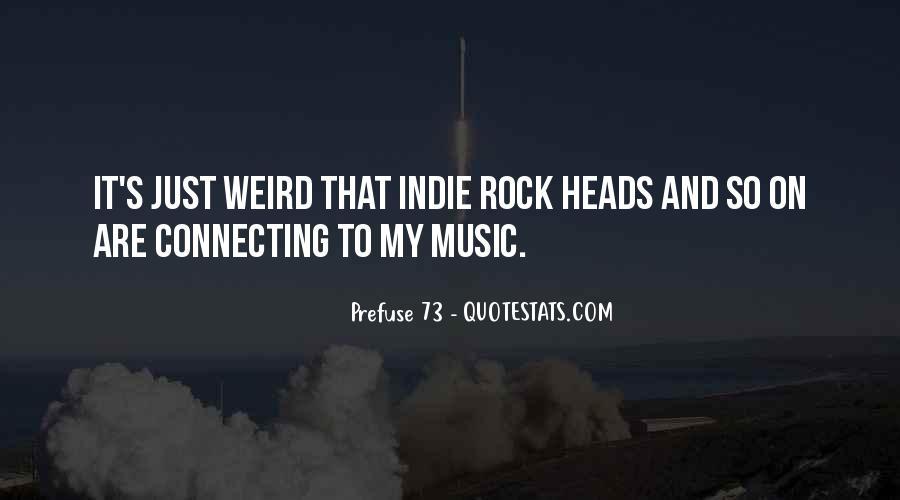 Weird Rock Sayings #519960
