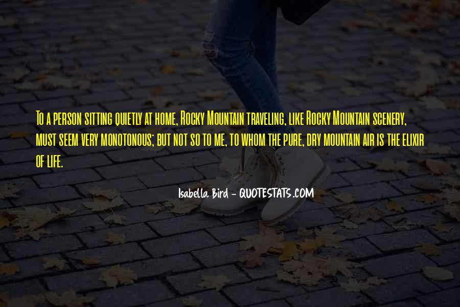 Rocky Mountain Sayings #754725