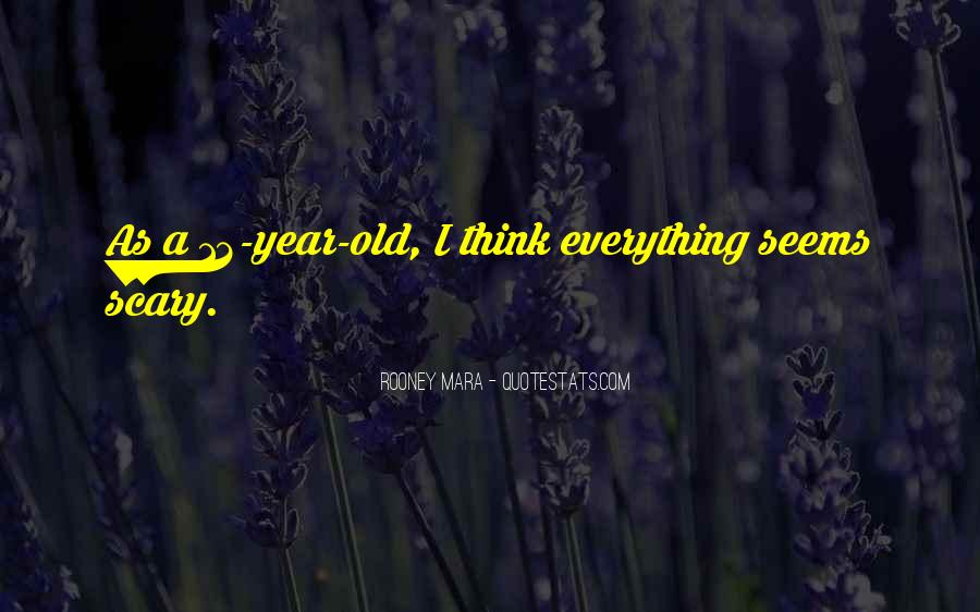 Old Scary Sayings #142306