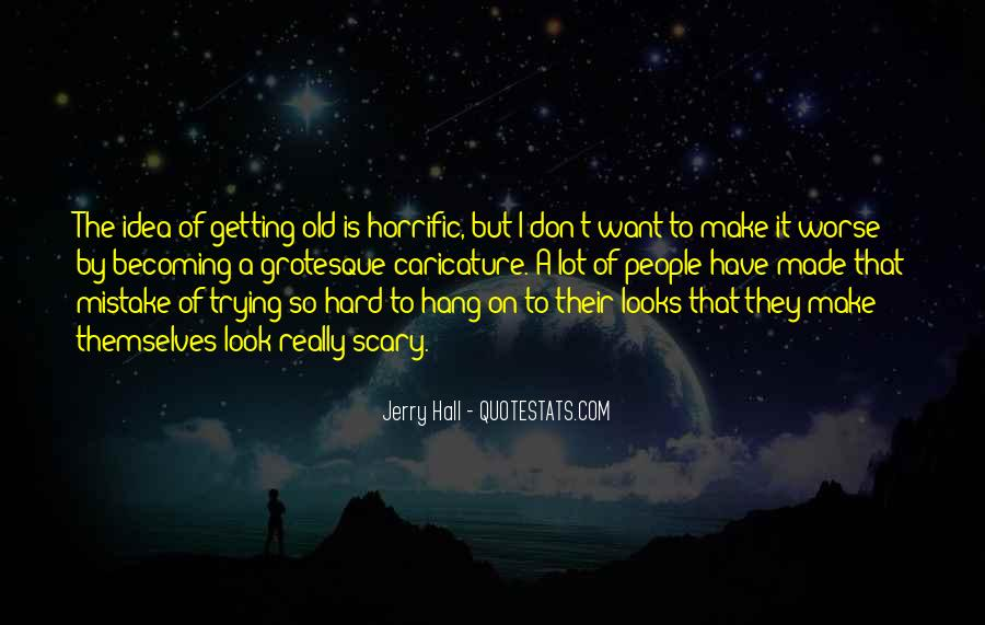 Old Scary Sayings #1535910