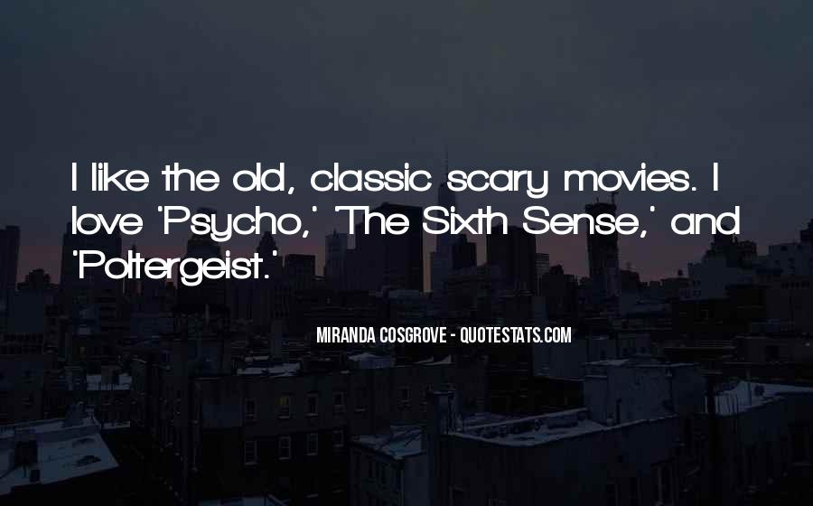 Old Scary Sayings #167957