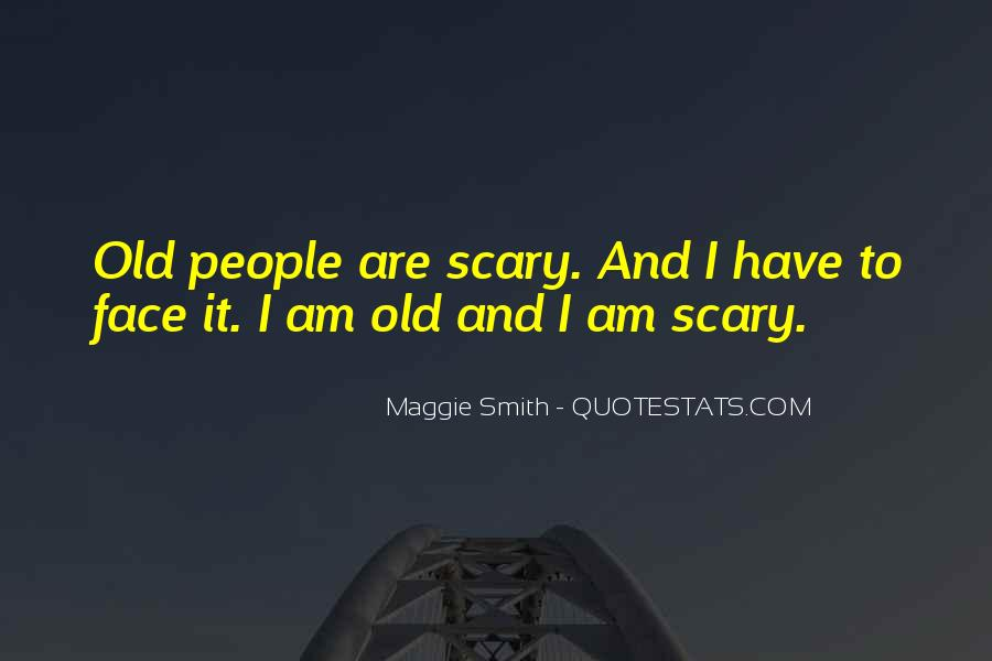 Old Scary Sayings #1789606