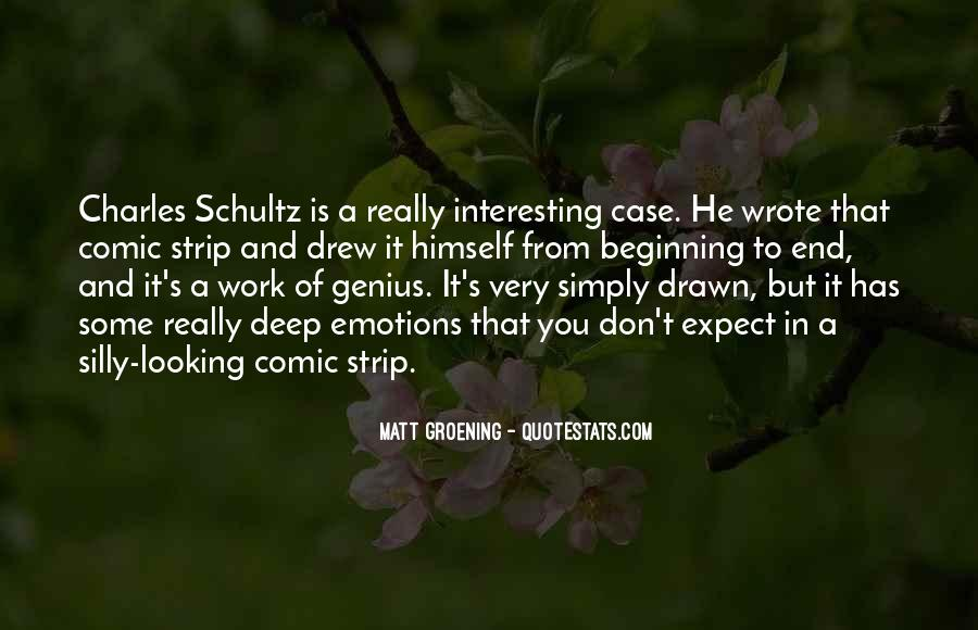 Charles Schultz Sayings #477213