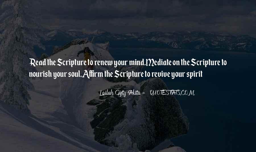 Inspirational Scripture Sayings #32969