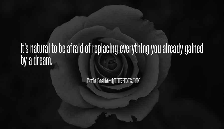 Quotes About Replacing You #725666