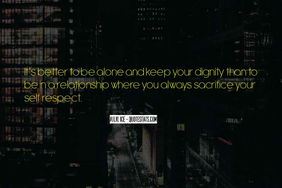 Self Sacrifice Quotes And Sayings #1340953