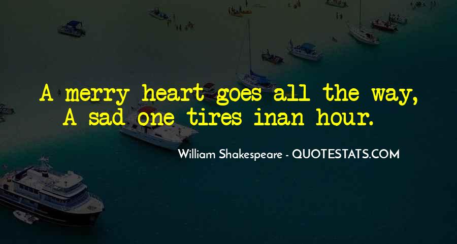 Famous Shakespeare Sayings #1533221