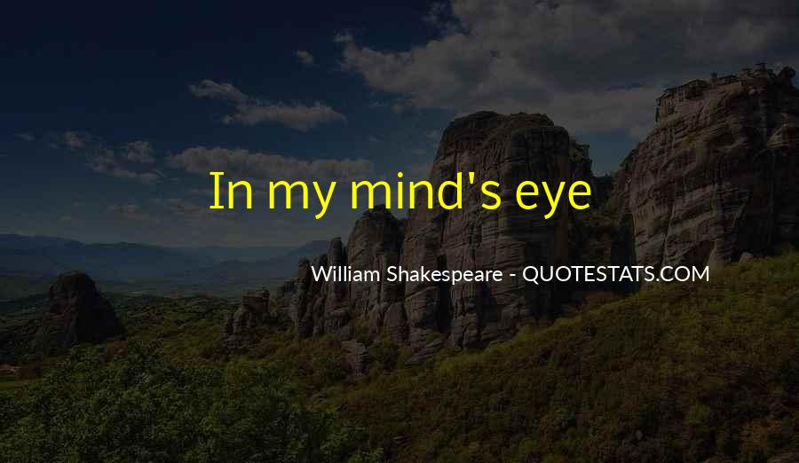 Famous Shakespeare Sayings #383891