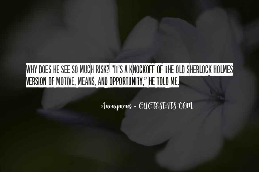 Sherlock Holmes Best Sayings #135393