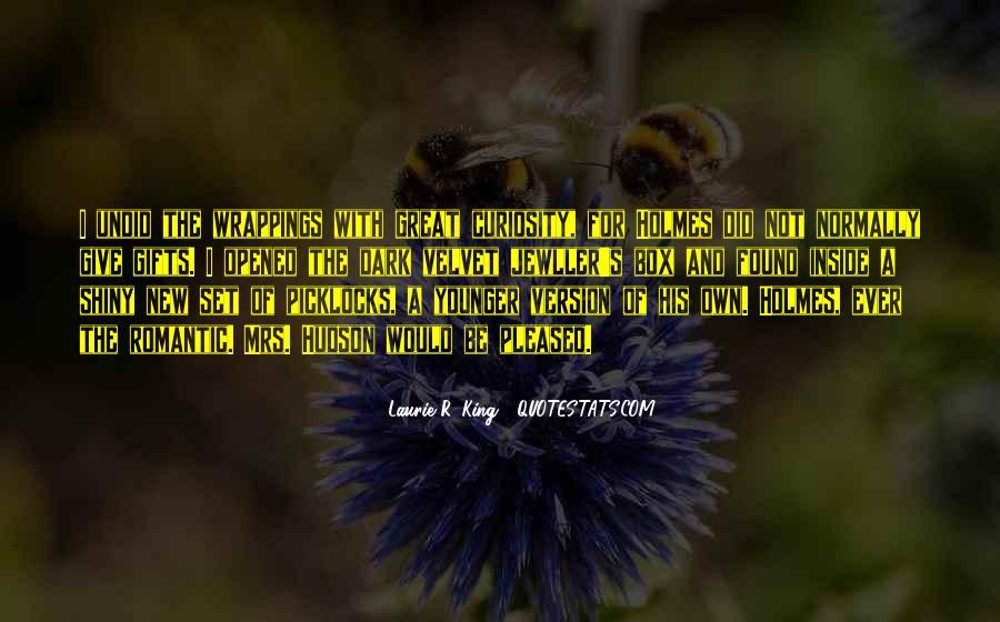 Sherlock Holmes Best Sayings #151558