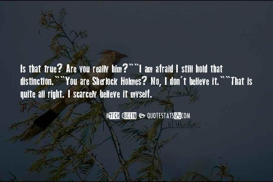 Sherlock Holmes Best Sayings #58195