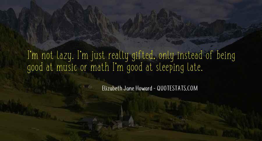 Humorous Over Sleeping Sayings #1130546