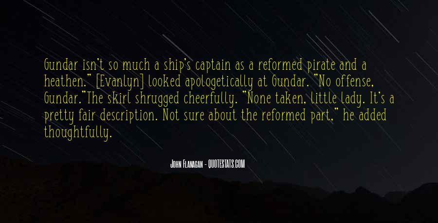 Pirate Ship Sayings #1829937