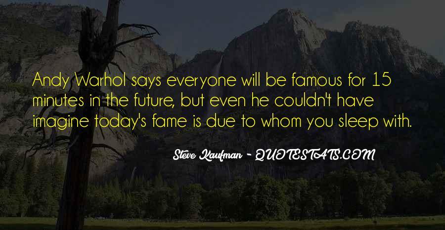 Famous Sleep Sayings #1211060
