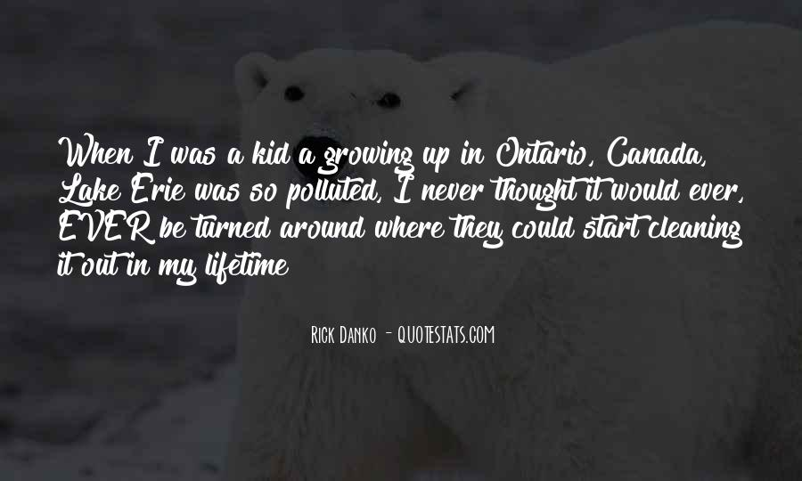 Quotes About Lake Ontario #140215