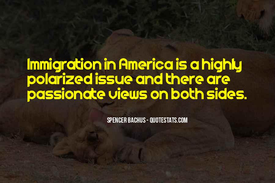 Quotes About America And Immigration #115556