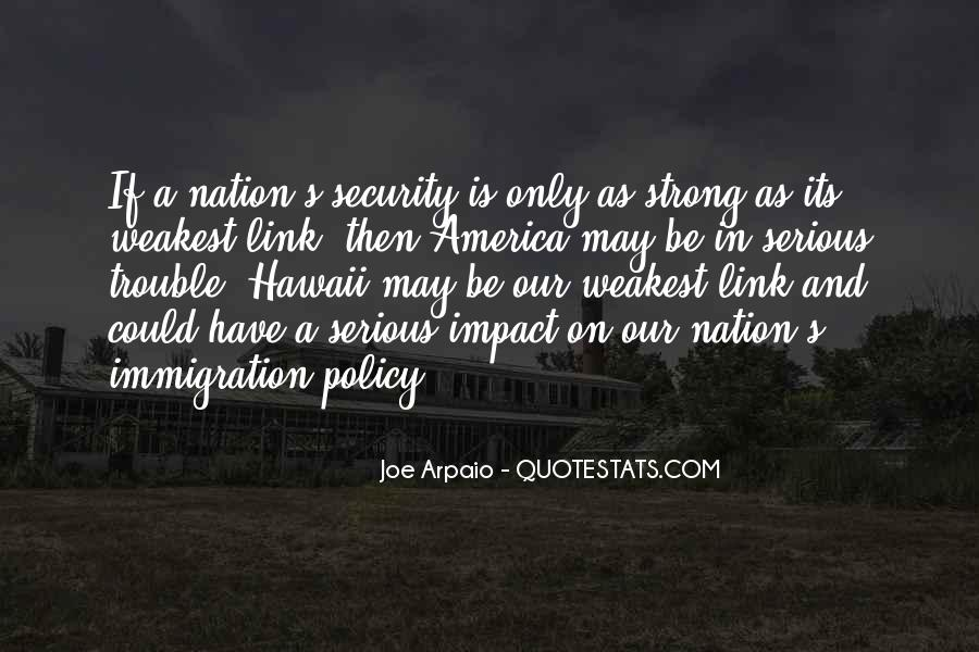 Quotes About America And Immigration #1257749