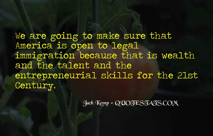 Quotes About America And Immigration #1320546
