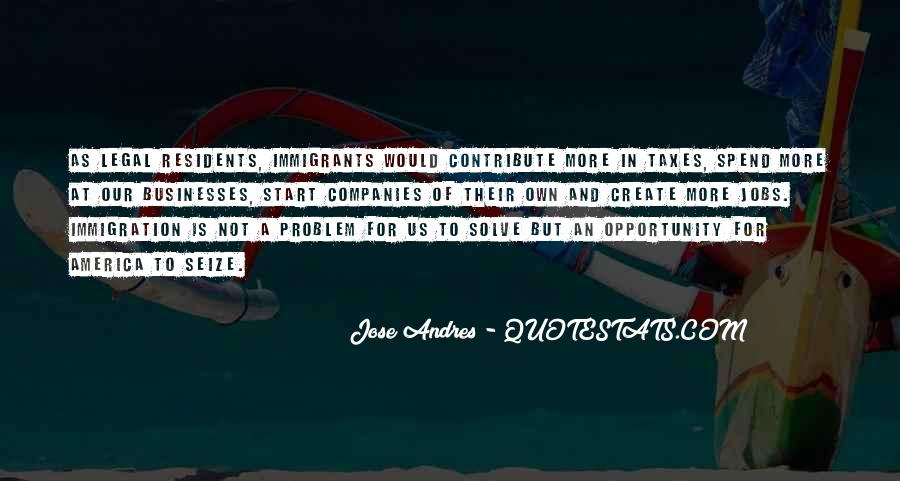 Quotes About America And Immigration #1457099