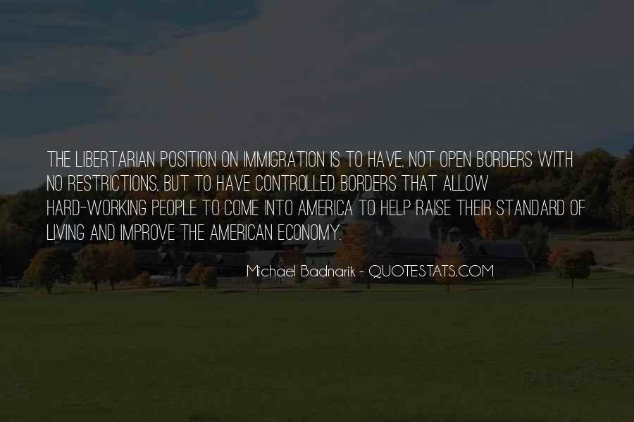 Quotes About America And Immigration #391607
