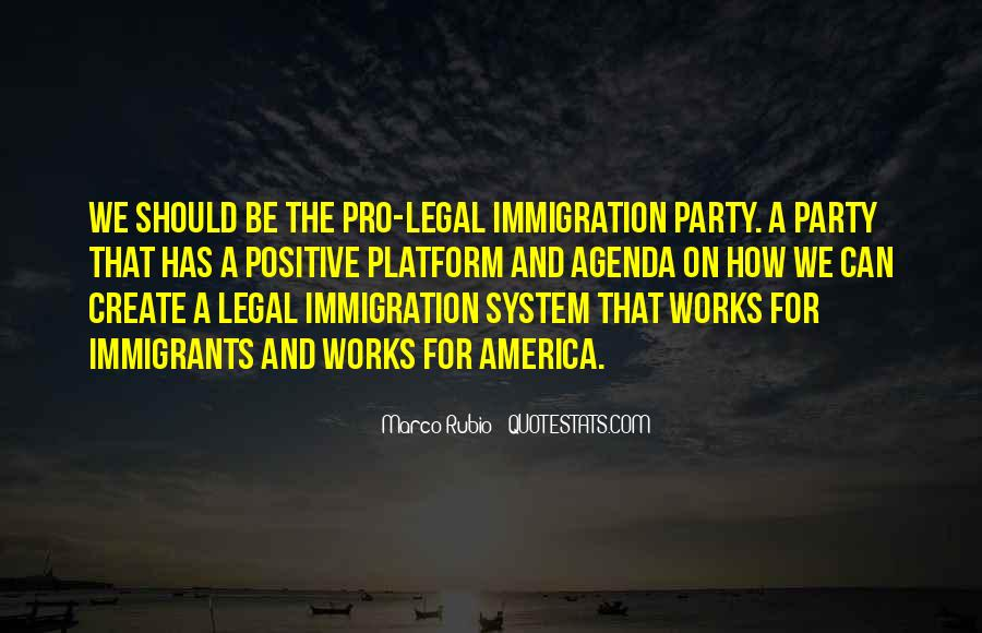 Quotes About America And Immigration #905916