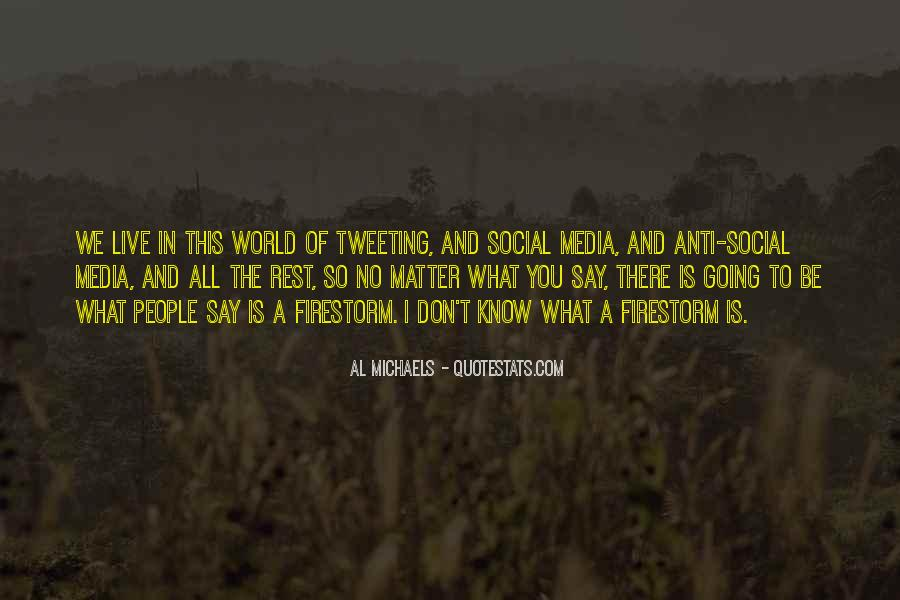 Best Social Media Sayings #17255